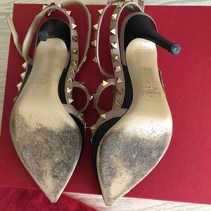 Valentino Shoes - Valentino Garavani Rockstud ankle strap pump